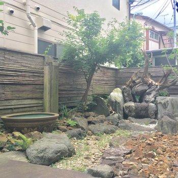 日本庭園を作ろう!