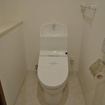 トイレもピッカピカ★