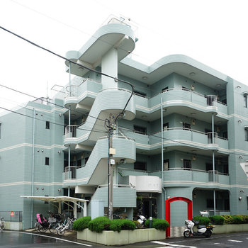 RC4階建てのマンション!