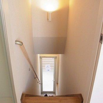 階段部分※写真は2階の同じ間取りの別部屋