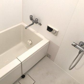 お風呂は清潔感◎