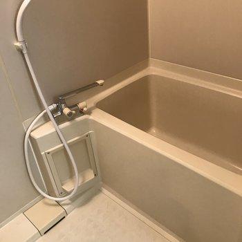 浴室もキレイですよ。