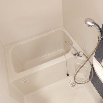 お風呂もシンプルに◎※写真はクリーニング前