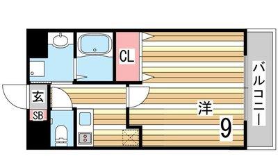 SPECE 7 OKAMOTO の間取り
