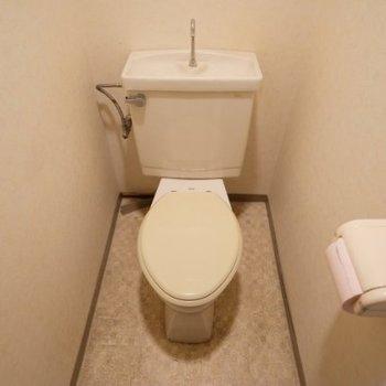 【工事前】このトイレにウォシュレットを付けます◎