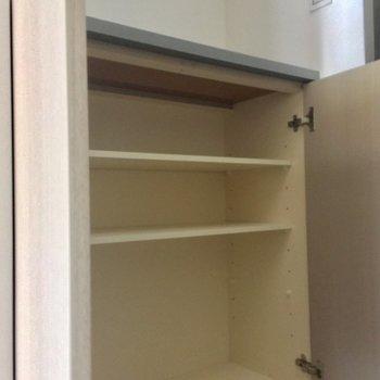シューズボックスは下段と※405号室の写真です