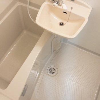 洗面台が少しコンパクトなのが気になりました。