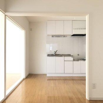 奥まってキッチン※写真は前回募集時のものです