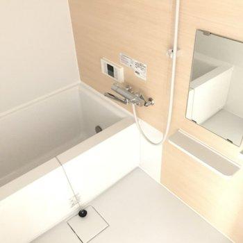 シンプルバスルーム※写真は前回募集時のものです