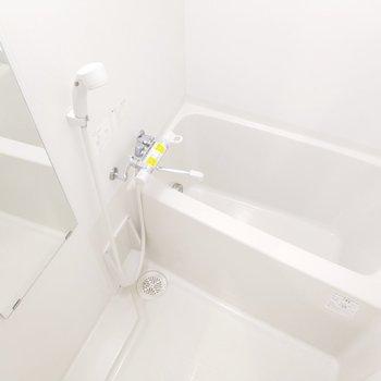 浴室乾燥機付きで雨の日も安心!
