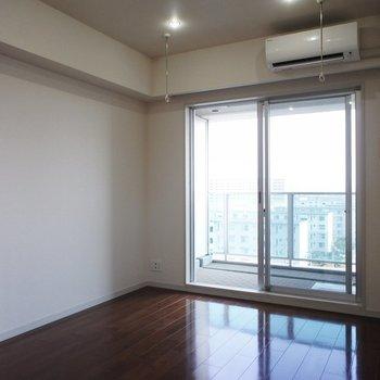 こっちは居室※7階別部屋同間取りの写真です。