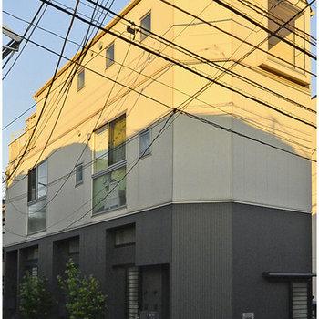 グランエッグス笹塚