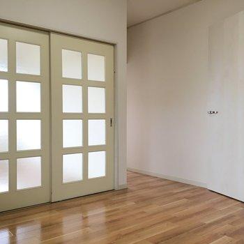 【工事前】ここの扉を開放します