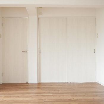隣は2部屋洋室