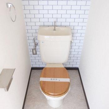 トイレがか..かわいい///
