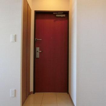 濃いRED ※12階同間取り別部屋の写真です