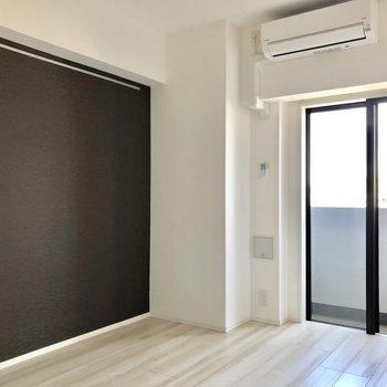 ピクチャーレールついています。※7階同間取り別部屋の写真です