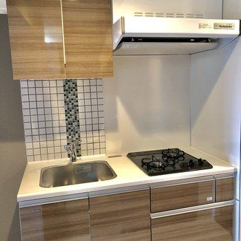 きれいなキッチン!※7階同間取り別部屋の写真です
