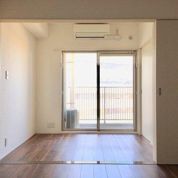 お部屋はこんな感じ。※写真は別部屋です