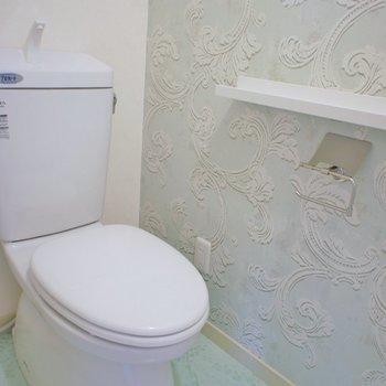 さわやかおしゃれなトイレ