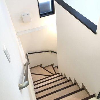 階段の雰囲気