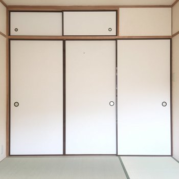 こちら和室です。いいですね。