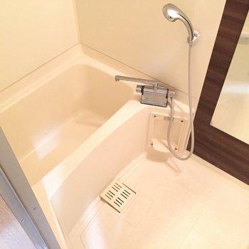 バスルームも新しく!