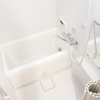 浴室は追炊き機能ありますよ。