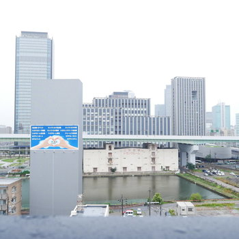 名古屋らしいいい眺望