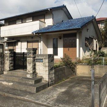 日本のお家って感じ!駐車場もついてます◎