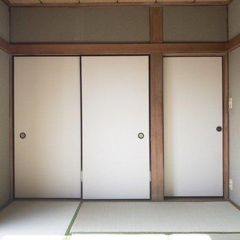 【和室②】雰囲気のある和室ですよね。