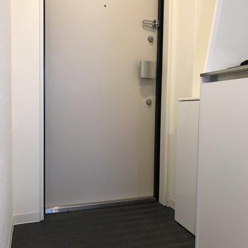 玄関はフラット◎