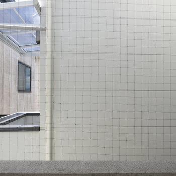 眺望はお隣。。。写真は反転取り別部屋のものです。