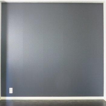 スタイリッシュな色味がいいですね!写真は反転取り別部屋のものです。