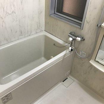浴室も広めです。