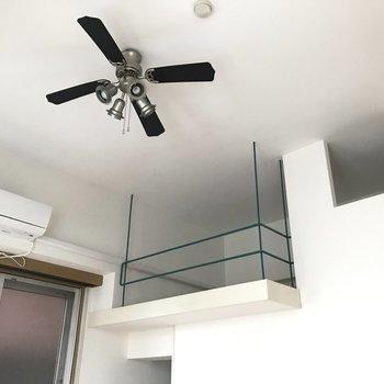この天井高!気持ちがいいな〜。