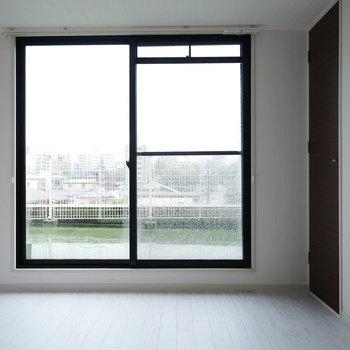 2階の洋室