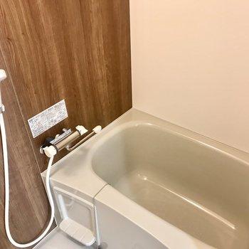 リラックスできそうなお風呂