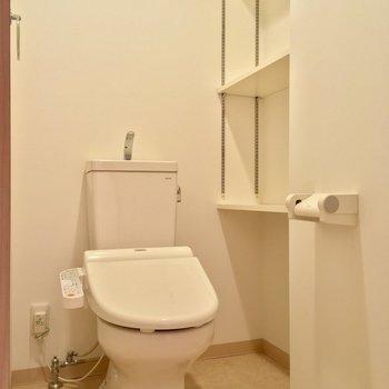 トイレもきちんと個室ですよ〜※写真は前回募集時のものです