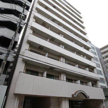 パーク・ノヴァ横浜阪東橋