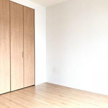 クローゼットは洋室にあります