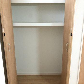 キッチン横にもこの収納スペースが!