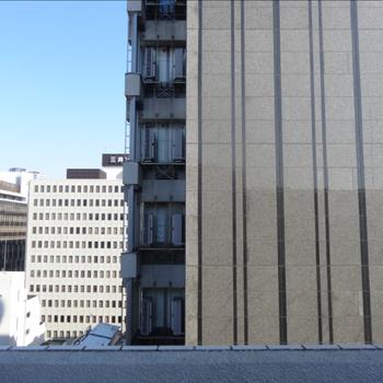 眺望はビルです※写真は同間取り別部屋のものです。