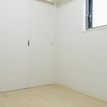 ちょうどいいサイズ感※写真は反転間取り別部屋のものです。