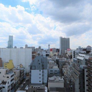 大阪に住んでいるんだなって