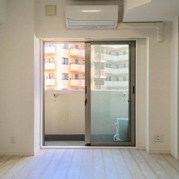 ナチュラルな雰囲気。※7階同じ間取り別部屋の写真です