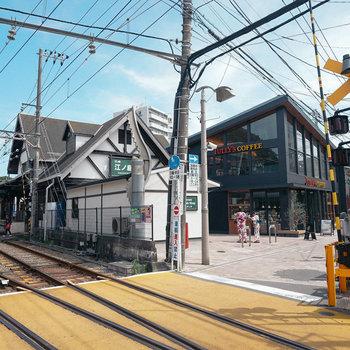 最寄りが江の島駅。ワクワクします!