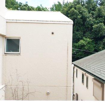 眺望はお隣さん家だけど、視界が気にならないです!
