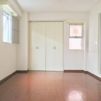 寝室でした!※2階別部屋反転似た間取りです。