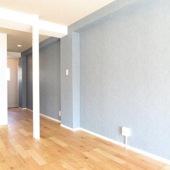 これ見てブルーな気持ちになれそうですか? ※写真は2階の同間取りのお部屋です。